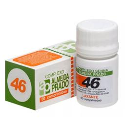 Comprimidoslexo Almeida Prado 46 Com 60 Und