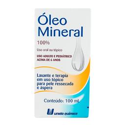 Óleo Mineral 100 mL