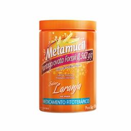 Medicamento Fitoterápico Metamucil Solução Laranja 174 g