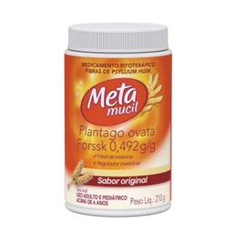 Metamucil Sabor Original Pote 210 g