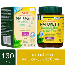 Naturetti Geleia 130 g