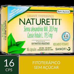 Regulador Intestinal Naturetti 16 Und