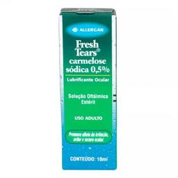 Fresh Tears Solução Oftálmica 10 mL