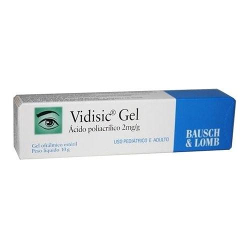 Vidisic Gel Oftálmica 10 g