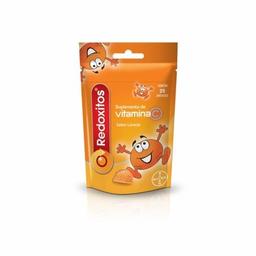 Vitamina Redoxitos Laranja Com 25 Und