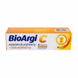 Bioargi C Efervecente Com 16 Comprimidos