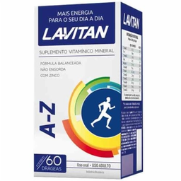 Lavitan Az Cimed 60 Comprimidos