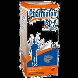 Pharmaton 50 + 90 Cápsulas
