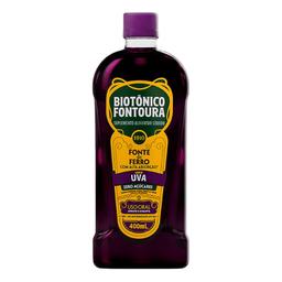 Biotonico Fontoura Uva 400 mL