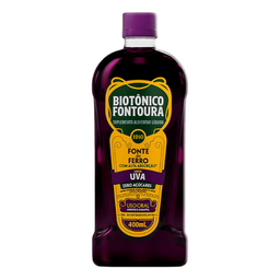 Biotonico Fontoura Uva 400 mL