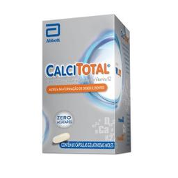 Calcitotal 60 Cápsulas