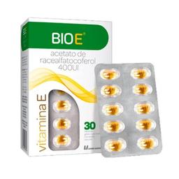 Bio E 400 Mg Com 30 Cápsulas
