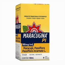 Maracugina PI -  Líquido 100 ml