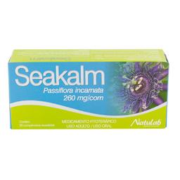 Seakalm 260 Mg Com 20 Comprimidos