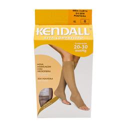 Meia Kendall tamanho grande Compressão 2030 cor Mel 1 Und