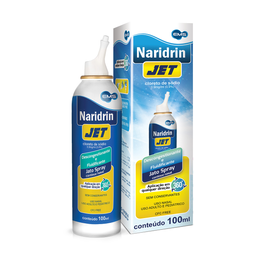Naridrin Jet 100ml