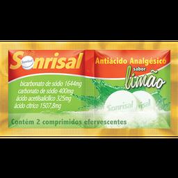Sonrisal Limão 2 comprimidos