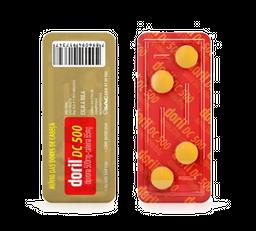 Doril DC 500 4 comprimidos