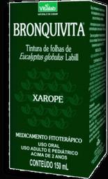 Xarope Expectorante Bronquivita 150mL