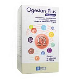 Ogestan Plus Com 90 Cápsulas
