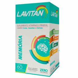Lavitan Memoria 60 Cp