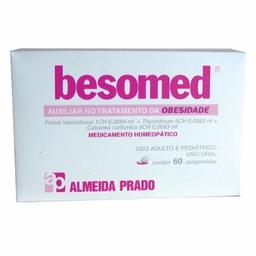 Besomed Almeida Prado 60 Comprimidos