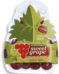 Tomate Sweet Grape Trebeschi 180 g