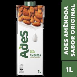 Bebida A Base De Amêndoa Ades Original 1 L