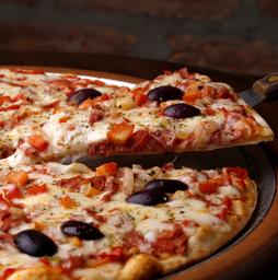 Pizza Broto - 2 Sabores