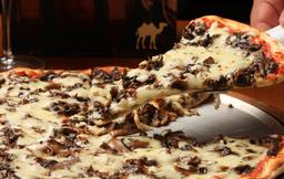 Pizza Salgada 2 Sabores - Grande