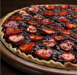 Pizza 2 Sabores Doce