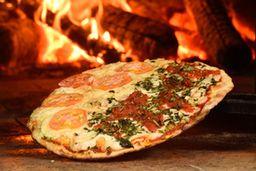 Pizza Meio a Meio - Pequena