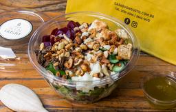 Salada Kung Fu - Cogumelo e Tofu - Grande