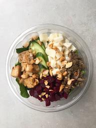 Salada Falafel Tahine - Grande