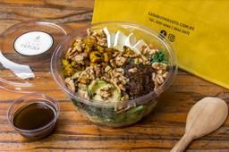 Salada Abóbora Abobrinha