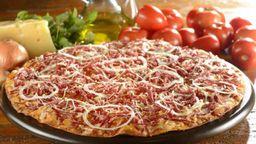 Pizza De Charque
