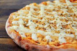 Pizza De Frango 1