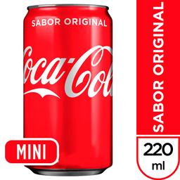Coca Cola Comum 220ml