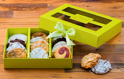Caixa de Biscoitos Sortidos P