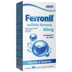 Ferronil 50 Comprimidos