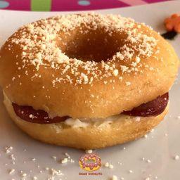 Donuts de Calabresa com Catupiry