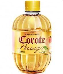 Coquetel Corote Pêssego 500 mL