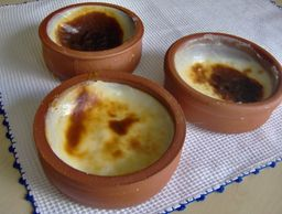 Arroz doce turco ( Sütlaç )