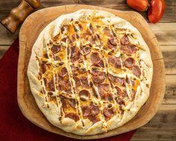 Pizza Grande de Calabresa Catupiry