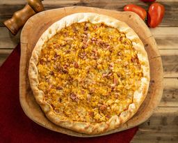 Pizza Grande de Frango Bacon