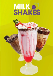 Milk-Shake Morango 400ml