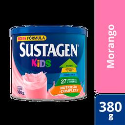 Sustagen Kids Morango Lata 380g - Complemento Alimentar