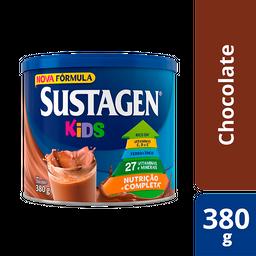 Sustagen Kids Chocolate Lata 380g - Complemento Alimentar