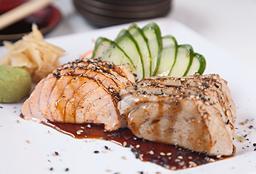 Sashimi Toast - 8 Unidades