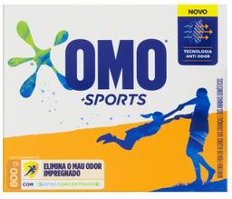 Sabão Em Pó Omo Sports 800 g